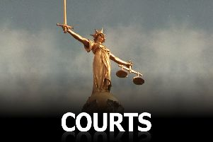 Who's been sentenced from Corby, Kettering, Raunds, Rushden and Wellingborough