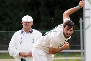 FRESH START - Brett Hutton has turned down a new deal at Nottinghamshire to sign for Northants