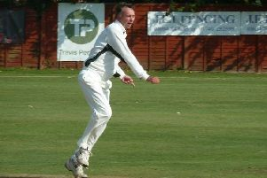OFF TO AUSTRALIA - Mick Allen has been selected for England Over-70s