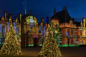 Waddesdon Imaginarium by Guildhall School of Music and Drama. Picture credit Mike Fear, copyright National Trust, Waddesdon Manor