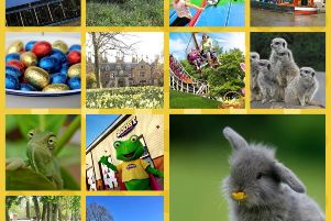 Easter days out in and around Northants NNL-180323-113800001
