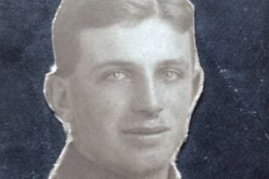 Local historian remembers Aldwincle relative who died in First World War 100 years ago today