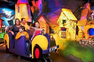 Win a trip to Cadbury World