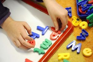 Northamptonshire families shell out most for childcare in East Midlands