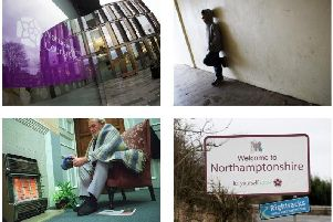 Northamptonshire was mentioned as part of a UN report into UK poverty.