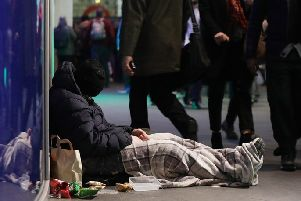 Hundreds of children in Kettering, Corby and Wellingborough will be homeless this Christmas
