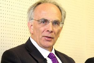 Peter Bone, MP for Wellingborough