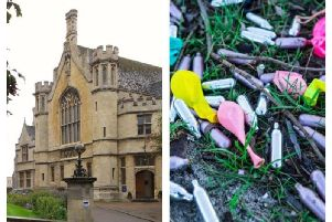 Two pupils have been expelled from Oundle School