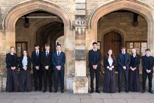 15 Oundle School pupils are off to study at Oxbridge in 2019