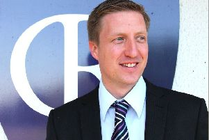 Robert Sloan, who has taken over at Lodge Park Academy