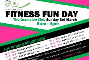 Fitness fun day to support Corby hospice