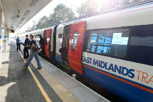 Contract extended for firm which runs trains from Corby, Kettering and Wellingborough