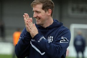 Corby Town boss Steve Kinniburgh is set to make a couple of moves in the transfer market