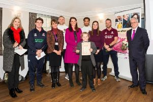 Northamptonshire awards ceremony puts carers in the spotlight