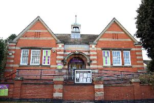 Irchester library is one of 22 that Northamptonshire County Council wants communtity groups to take over.