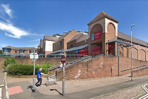Pictured: Home Bargains off Foundry Street. Credit: Google Maps.