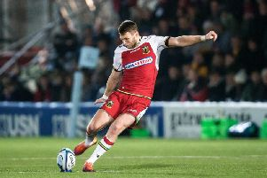 Dan Biggar is back for Saints