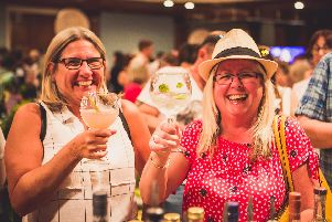 The Great British Gin Festival takes place this weekend