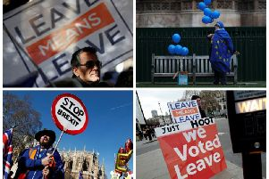 Today - March 29 - was the day the UK was to leave the EU