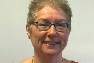 Sally Hodges joined the council in February.