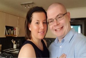 Tragic Laura Smithson and her partner Ian Traynor