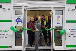 Car purchasing firm opens Kettering branch