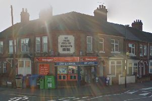 The newsagent on Park Crescent (Picture: Google)