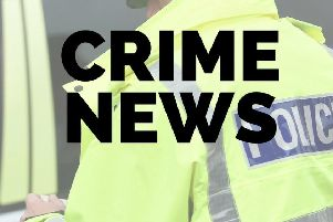 Teenager threatened outside Corby bakery