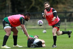 Cobus Reinach looks set to line up against Exeter again on Saturday