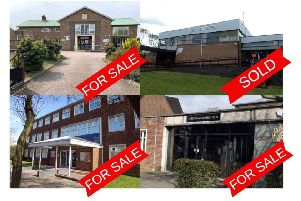 These former public buildings are among several being sold off in Corby NNL-190523-151155005