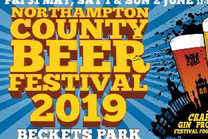 The beer festival is one of the largest in the Midlands.