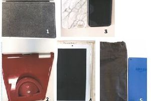 Are these items yours?