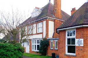 Southwood House in Doddington Road, Wellingborough, has been rated 'Good' by care inspectors.