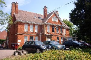 The Victorian Villa was built by the Claridge family and was most recently home to the Rushden Memorial Hospital.