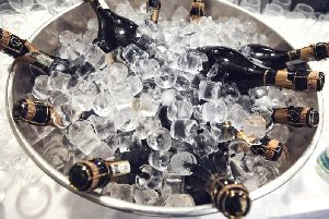 Champagne for the Northampton winner has been put on ice until they claim their prize.