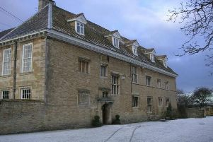 The county council is selling off Grendon Hall