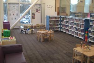Corby Children's Library