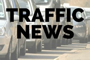 Main road between Kettering and Wellingborough closed after accident