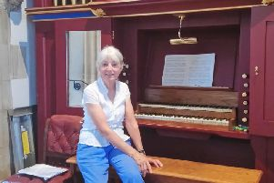 Helen Murphy, of Wellingborough, has earned a scholarship from the Royal School of Church Music.