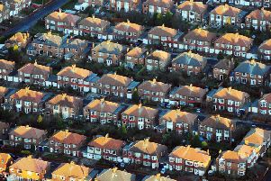 A total of 1,068 homes have sat empty across Northamptonshire for longer than six months, as of February this year.