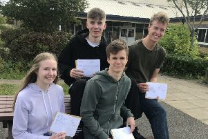 A-Levels: Wollaston School
