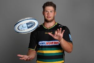 Toby Trinder is on dual-registration with Coventry
