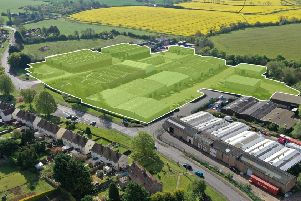 Wollaston Industrial Park (pictured) has been acquired for �7.24m
