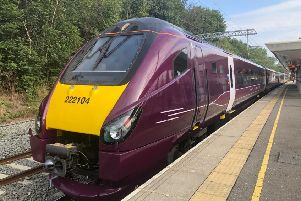 Trains moving again after vehicle hits railway bridge between Kettering and Harborough