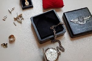 The jewellery found in Northampton that police want to reunite with their rightful owners