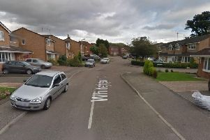 A home on Whiteheart Close, Bellinge, was burgled. Photo: Google