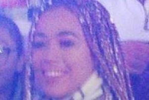 Police have released this photo of Teleisha Scott