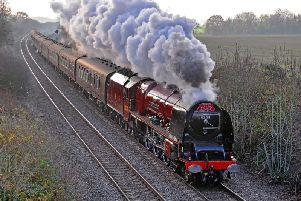 The Duchess of Sutherland. Picture by Paul Davies.