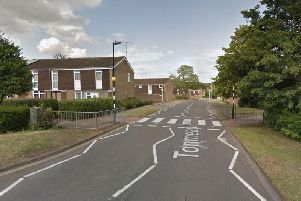 The attack was reportedly in Tonmead Road. Photo: Google