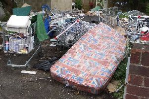 Flytipping problems